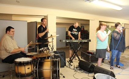 Take the leap of faith and say Geronimo! IMAGE