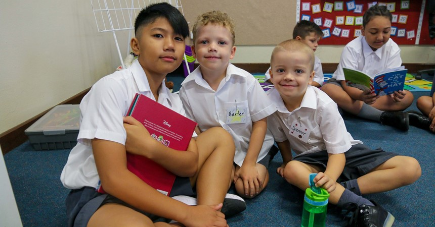 KINDY STARTERS 2019: MAYFIELD IMAGE
