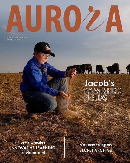 Aurora February 2020 Cover Image