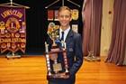 St Joseph's Aberdeen student claims public speaking title