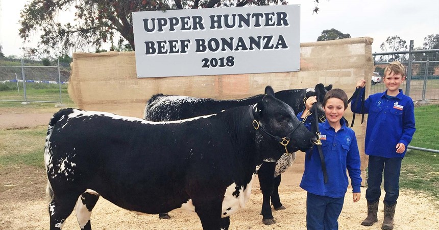 St Catherine's achieve success at Beef Bonanza IMAGE
