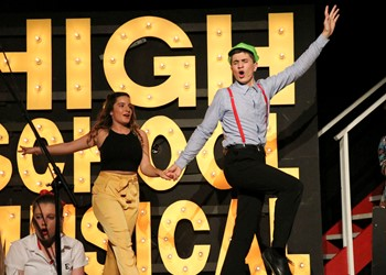 High School Musical comes to life at St Joseph's Aberdeen  IMAGE