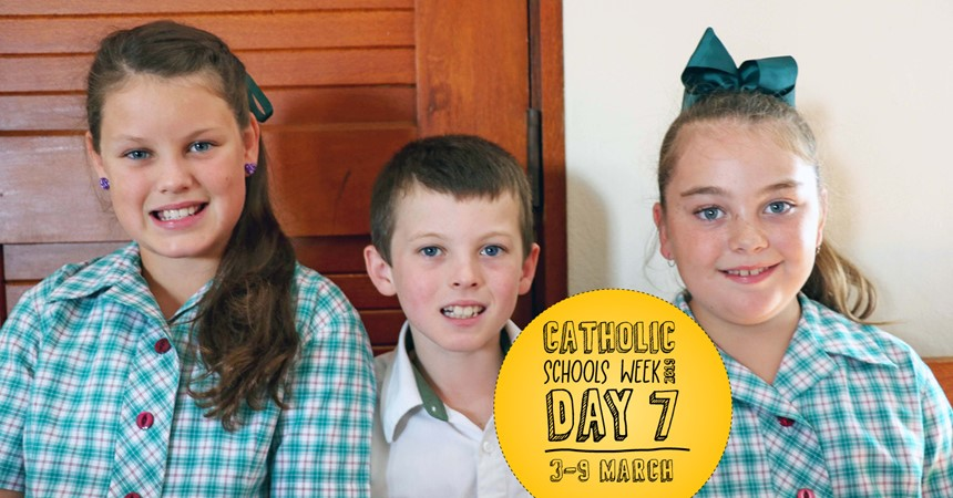 GALLERY: Catholic Schools Week - Day 7 IMAGE