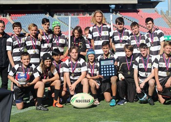 Victory win for San Clemente Rugby League team IMAGE