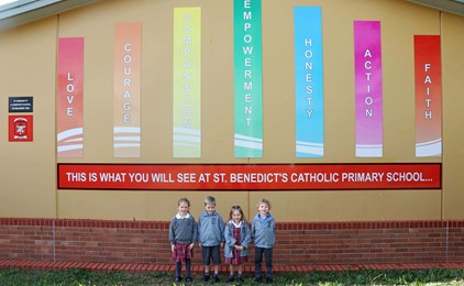 Image:St Benedict's Charism Project