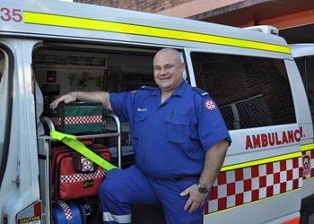 ONE BY ONE: A Window Into A Paramedic's World IMAGE