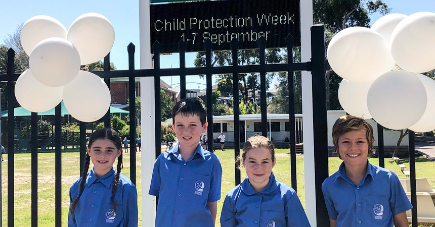 Child Protection Week across the Diocese IMAGE