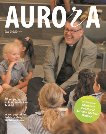 Aurora Magazine February 2017 Cover
