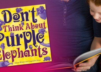 Don't think about Purple Elephants IMAGE