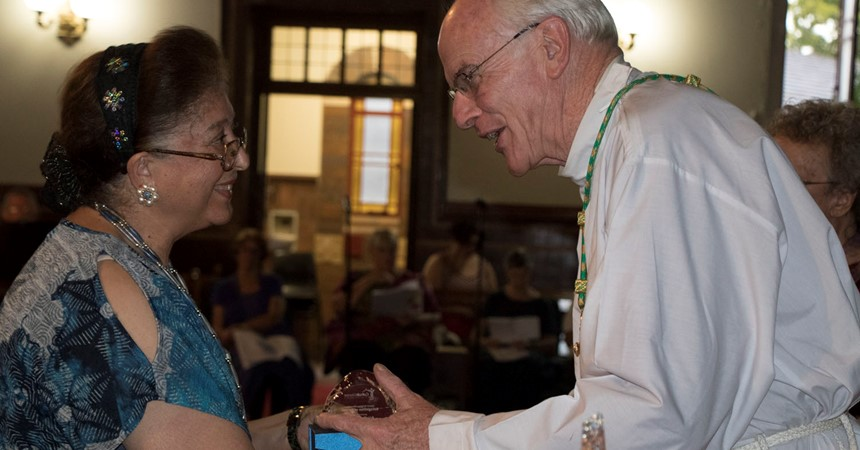 Catechists receive recognition and encouragement IMAGE