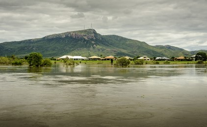 Pope praying for victims of Townsville floods IMAGE