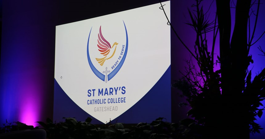 St Mary's Gateshead moves into the future  IMAGE