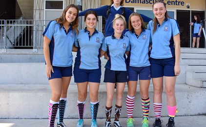 Image:St Paul's Booragul sock it to poverty
