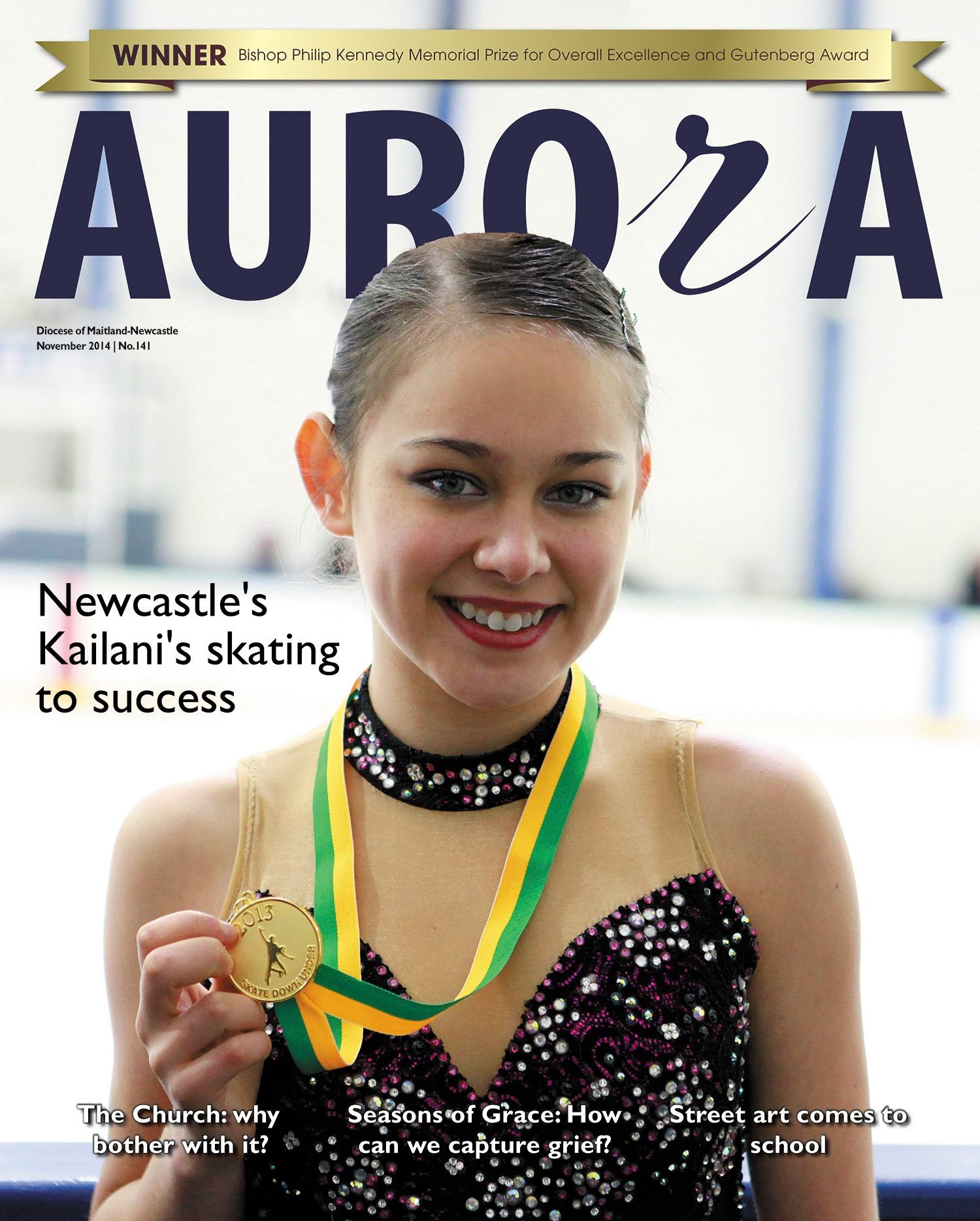 Aurora November 2014 Cover Image
