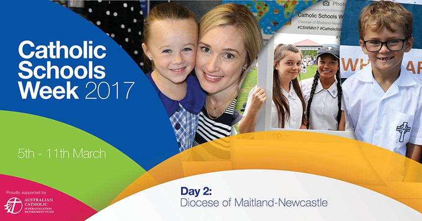 Catholic Schools Week 2017 - Day 2 IMAGE