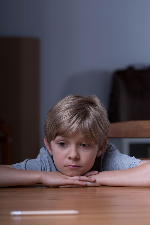 Addressing a child's fear