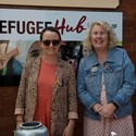Diversity Celebrated at Refugee Hub Launch Image