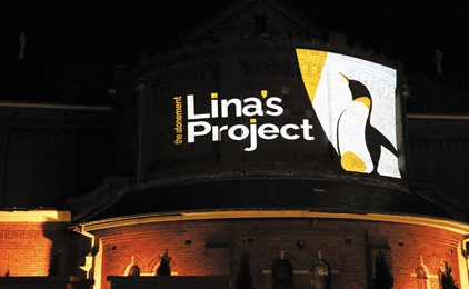 Lina's Project continues in 2018 IMAGE