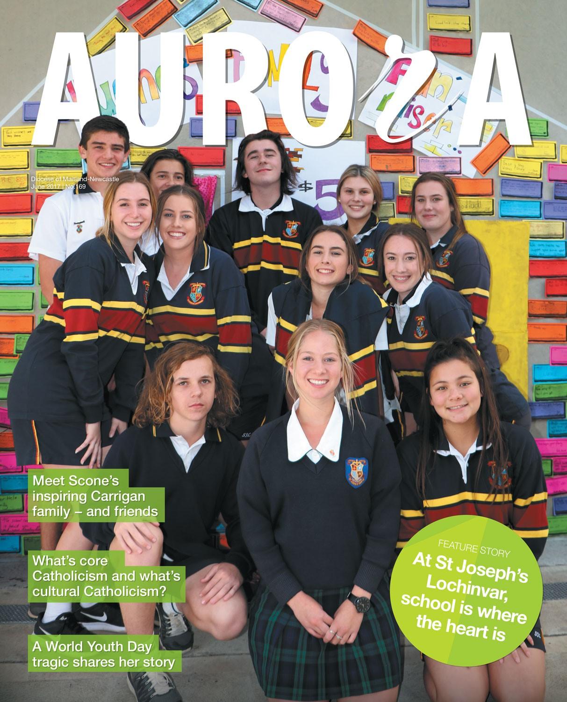Aurora June 2017 Cover Image