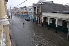 Caritas network responds to Hurricane Matthew