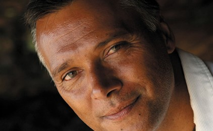 Stan Grant talks to his country IMAGE