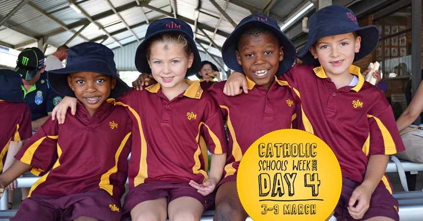 GALLERY: Catholic Schools Week - Day 4 IMAGE