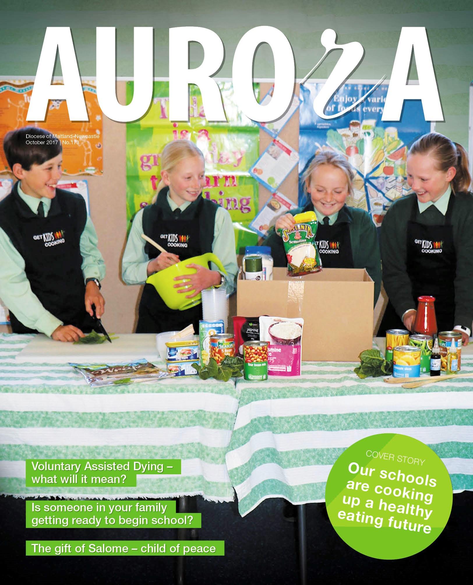 Aurora October 2017 Cover Image