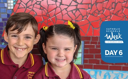Image:MEGA GALLERY: Catholic Schools Week – Day 6