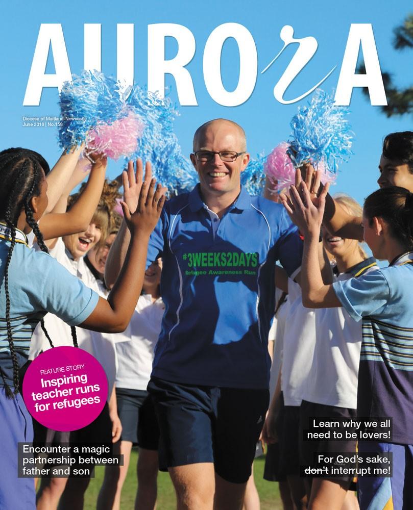 Aurora June 2016 Cover Image