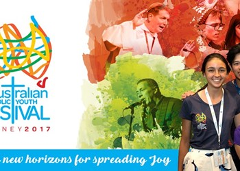 Be informed about Australian Catholic Youth Festival IMAGE
