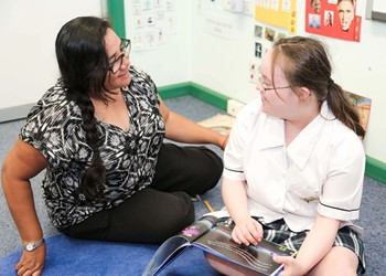 St Dominic's is empowering students with its  specialised support IMAGE