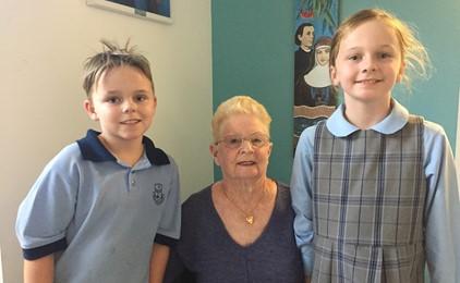 Image:Celebrating Volunteer Week: Marlene Kelly's great new initiative at St Patrick's, Swansea