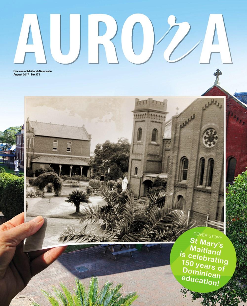 Aurora August 2017 Cover Image