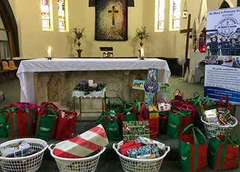 The gift of giving is alive and well at St Mary's Scone IMAGE