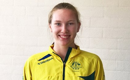 Year 12 student claims silver at Youth Commonwealth Games IMAGE