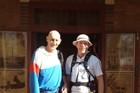 Mercy walk with Fr Kevin Corrigan