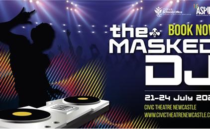 Image:ASPIRE presents The Masked DJ
