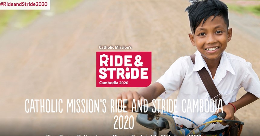 Trek, Ride and Stride for Mission IMAGE