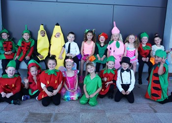 'Step into a Story' with Holy Spirit Infants School! IMAGE