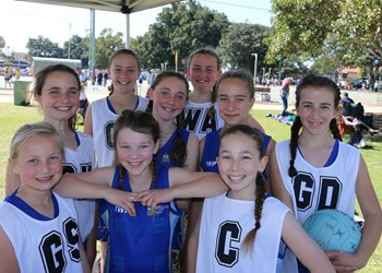 GALLERY: Diocesan Netball Gala Day – a day of fun and participation  IMAGE