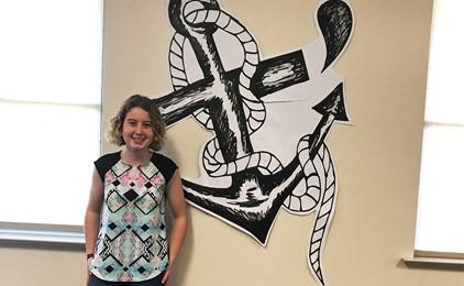 Art for art's sake at St Peter's, Maitland  Image