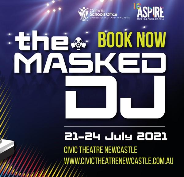 ASPIRE presents The Masked DJ  Image