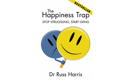 BOOK REVIEW: The Happiness Trap IMAGE