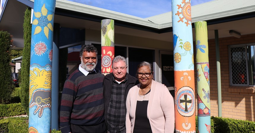 Schools throughout Newcastle celebrate NAIDOC IMAGE