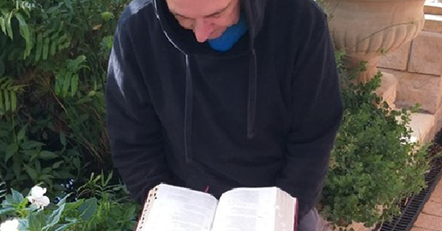 Finding God in the Garden - 24 May IMAGE