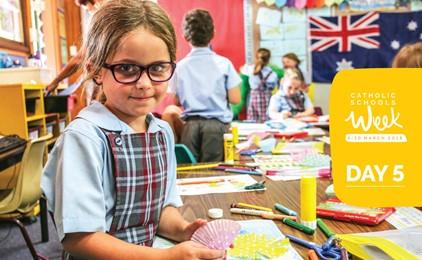 Image:MEGA GALLERY: Catholic Schools Week – Day 5