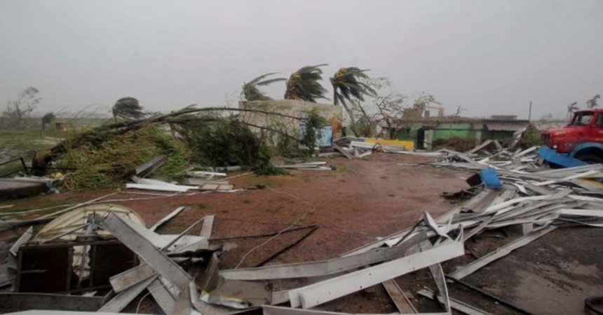 Catastrophic damage reported in Puri after Cyclone Fani IMAGE