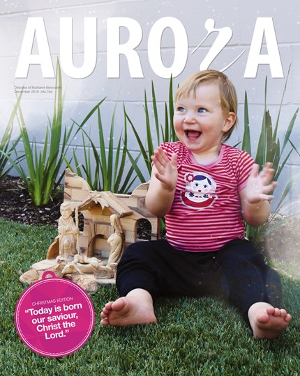 Aurora Magazine December 2016 Cover