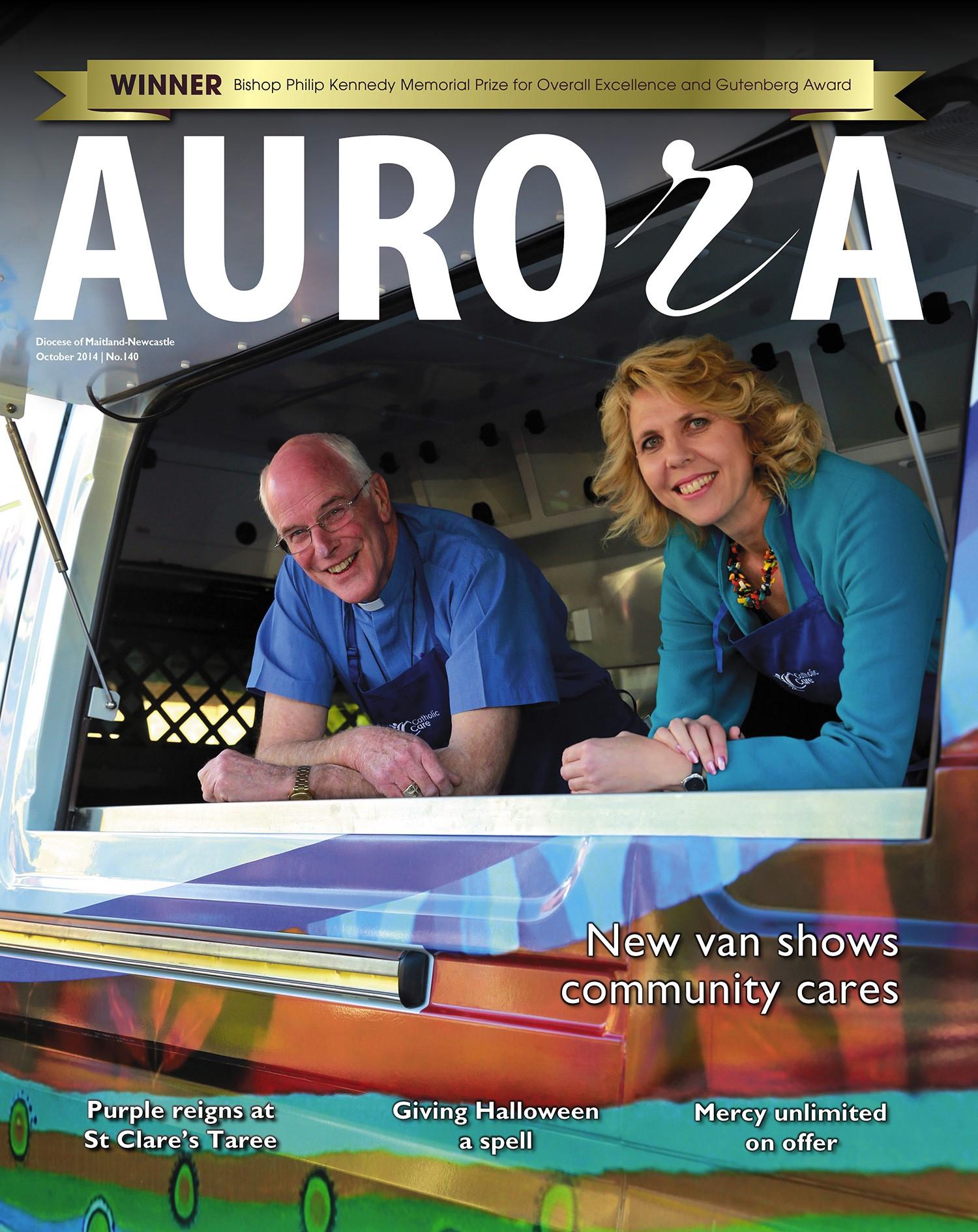 Aurora October 2014 Cover Image