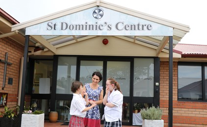 St Dominic's responds to community need IMAGE
